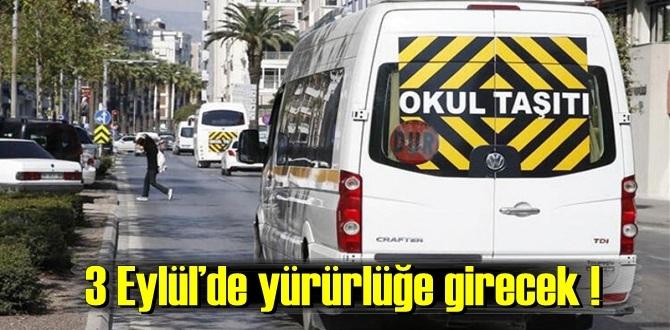 Servis şoförleri için yeni düzenleme! yeterlilik belgesi şartı 3 Eylül'de yürürlüğe girecek.