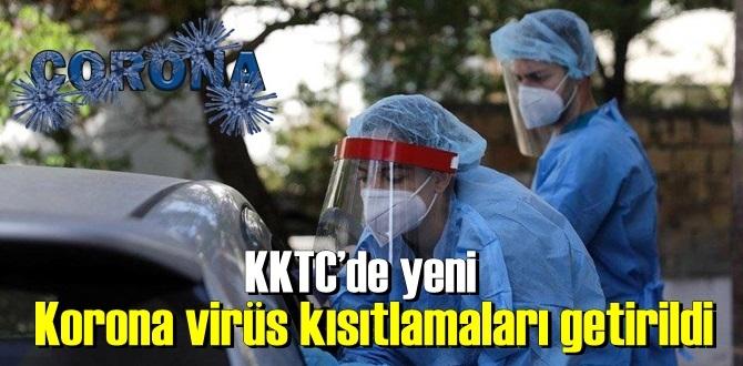 160 vaka'nın ardından KKTC'de tekrar yeni Korona virüs kısıtlamalarına gidildi!