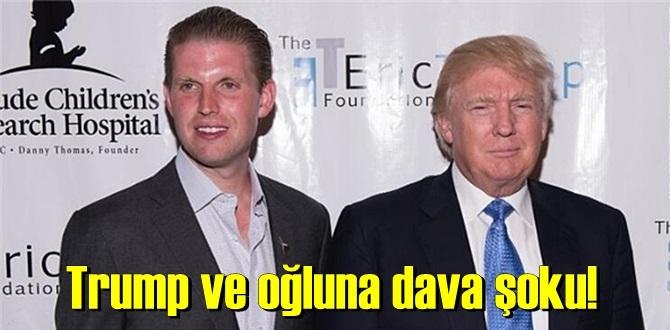 Başkan Trump'un Şirketi ve oğluna New York Başsavcılığı tarafından dava açıldı!