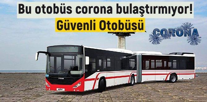 'Güvenli Otobüs' İzmir'de Halkın hizmetine girdi!