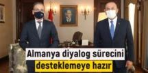 Almanya Dışişleri Bakanı Maas'dan, Doğu Akdeniz'deki gerilimi düşürecek diyalog çağrısı!