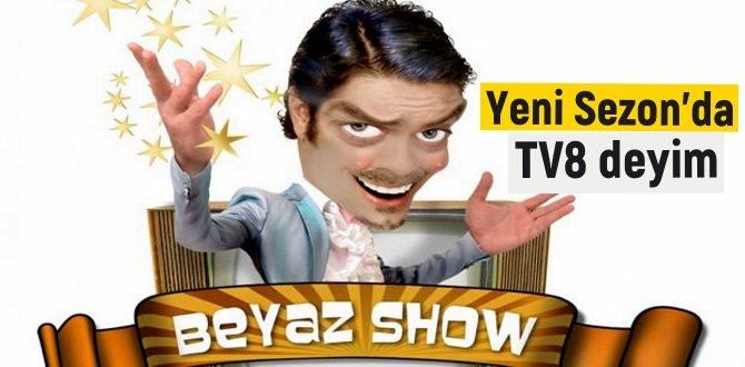 Efsane geri dönüyür! Beyaz Show, Yakında Acun'un kanalı TV8'de!