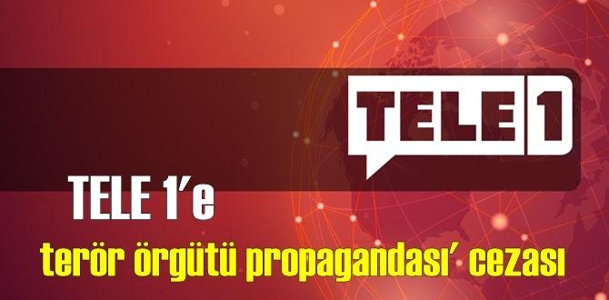 RTÜK'ÜN Gözünden kaçmadı! TELE 1'i Cezasız bırakmadı / propaganda cezası!
