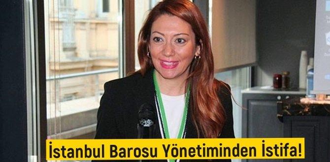 İstanbul Barosu Yönetiminden İstifa / Av. Ayça Özok Ener!