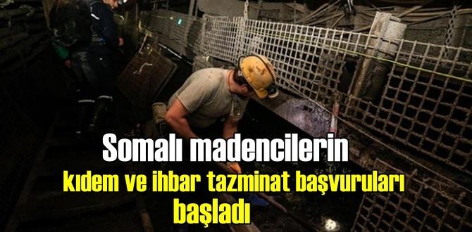 Işıklar, Geventepe ve Atabacası kömür ocağında çalışan işçilerin kıdem ve ihbar tazminat başvuruları başladı!