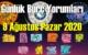 9 Ağustos Pazar 2020/ Günlük Burç Yorumları analizi