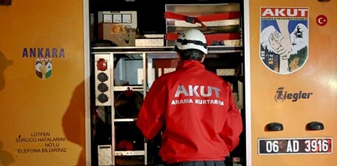 17 Ağustos depreminin yıl dönümü nedeniyle,AFAD başkent Ankara'da deprem tatbikatı yaptı!