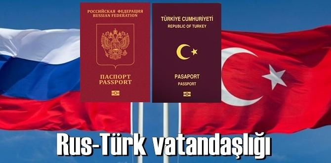 Engel Kalktı! iki Pasaport'da kullanılabilecek! Rusya'da yıllardır bekleniyordu.