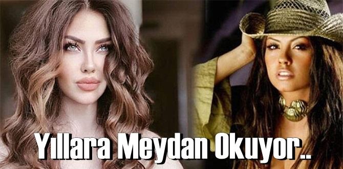 Şarkıcı Lara, Bambaşka biri Olmuş gören Tanıyamıyor!