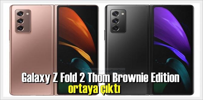 Galaxy Z Fold 2 özellikleri ve tanıtım tarihi ne zaman?
