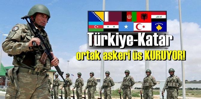 Suudi basını iddia ediyor! Türkiye-Katar ortak askeri üs KURUYOR!