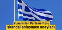 Atina yönetimi, Münhasır Ekonomik Bölge (MEB) anlaşmasını onayladı!