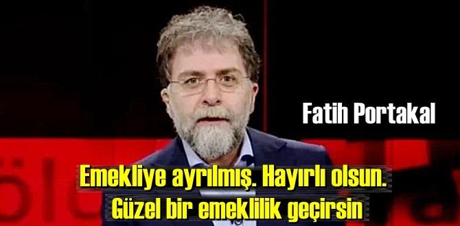 Ahmet Hakan: Fatih Portakal 'ın Kişisel bir başarısı var mıydı? Elbette vardı!