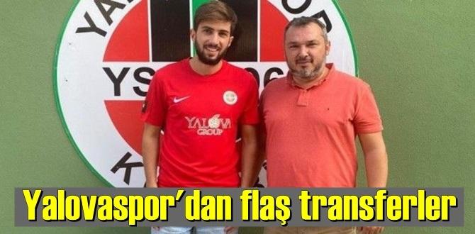 Yalovaspor transferlere devam, 4 genç oyuncuyu kadrosuna kattı!