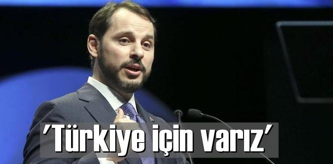Bakan Berat Albayrak: milletimizin yanında olup her türlü desteğe devam edeceğiz!