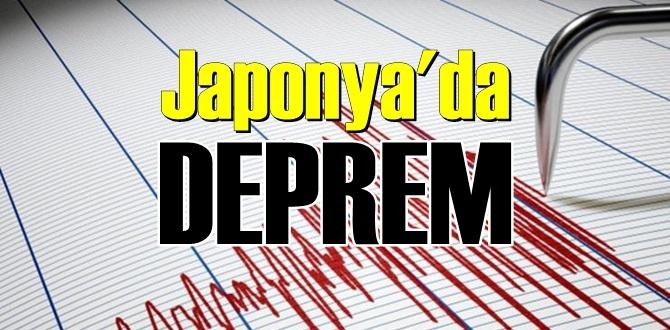 Japonya'nın Şizuoka eyaletinde 5,3 şiddetinde Korkutan Deprem meydana geldi!