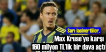 Fenerbahçe, Alman oyuncu Max Kruse ile Davalık oldu! Fifa olaya el attı!