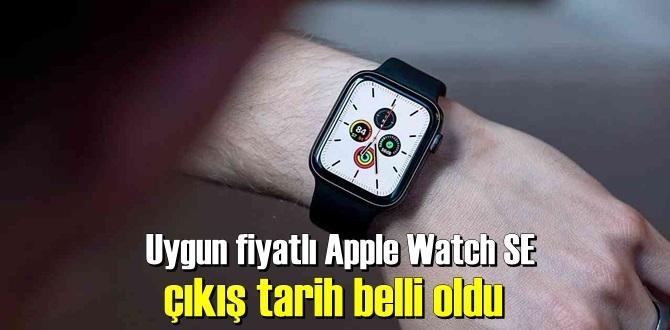 Ucuz Apple Watch SE çıkış tarihi netlik kazandı, 15 Eylül 2020!