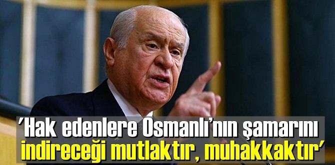 Hunhar emellere Osmanlı'nın şamarı!