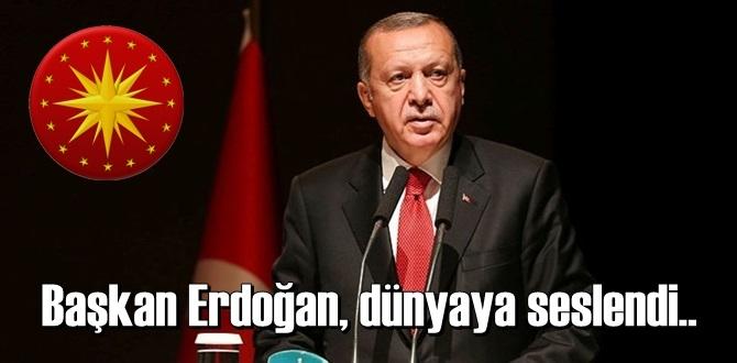 Başkan Erdoğan, dünyaya seslendi: Dünya Beşten Büyüktür' tezinin haklılığı Kanıtlandı!