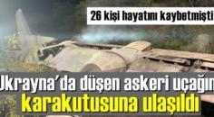 26 kişi hayatını kaybetmişti, Uçağın karakutusuna ulaşıldı!