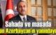 Dışişleri Bakanı Çavuşoğlu: her türlü Can Azerbaycan'ın yanındayız!
