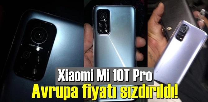 Xiaomi Mi 10T Pro fiyatı belli oldu! 665 avro ile 675 avro arası!