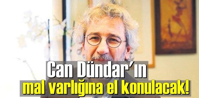 Mahkeme karar verdi, Kaçak Can Dündar'ın mal varlığına el konulacak!