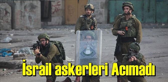 İsrail askerleri Acımadı,Batı Şeria'da 3 Filistinli göstericiyi yaraladı!