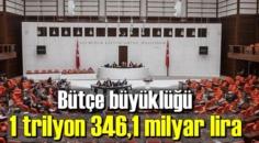 2021 Yılı Merkezi Yönetim Bütçe Kanun Teklifi, Meclisi önüne geldi.