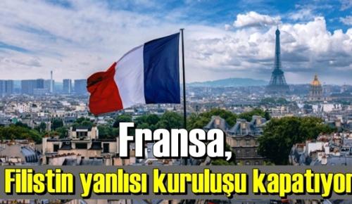 Fransa, gelecek haftalarda Radikal islami dernek ve kuruluşlarını da kapatılacağını anımsattı!