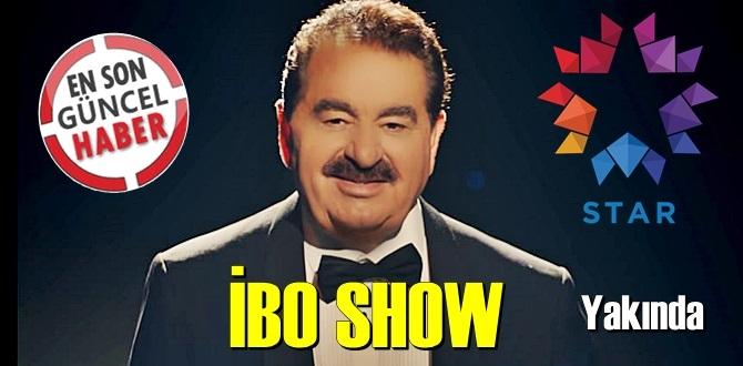 9 yılın ardından İbo Show yeniden başlıyor, ilk konukları Sibel Can ve Şafak Sezer olacak.