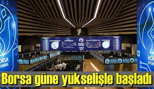 Borsa İstanbul'da BIST 100 endeksi, güne yüzde 0,17 artışla 1.200,38 puandan başladı