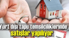 Gurbetçi ve yabancı yatırımcılara Türkiye'ye gelmeden konut satın alma imkanı sunuldu.