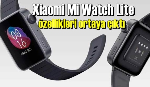 Xiaomi Mi Watch Lite buyrun karşınızda!