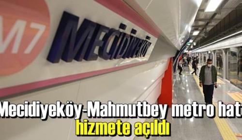 Avrupa yakasında uzun zamandır beklenen metro hattında seferler başladı.