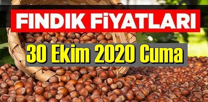 30 Ekim Cuma Türkiye günlük Fındık piyasası, Fındık bugüne nasıl başladı.