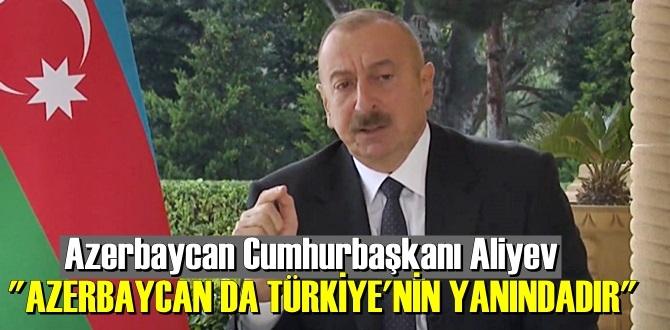 Azerbaycan Cumhurbaşkanı Aliyev: Azerbaycan ordusu birçok yeri işgalden kurtardı!