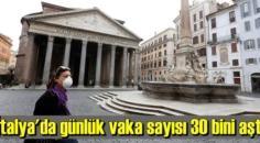 İtalya'da Covid-19 sayısı hergün artıyor, şuan sayı 30 bini aştı!