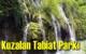 Kuzalan Tabiat Parkı, doğanın tüm renklerini görme fırsatı sunuyor!
