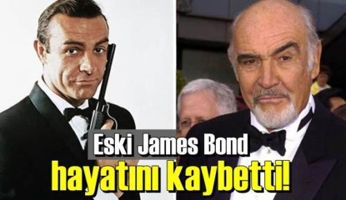 Eski James Bond – Aktör Sean Connery, 90 yaşında hayatını kaybetti!
