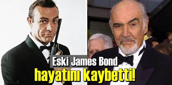 Gerçek James Bond Sean Connery hayatını kaybetti!
