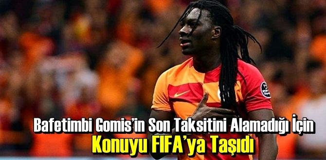 Son Taksitini Alamadı, FIFA'da Hakkını arıyor!