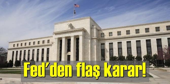 Fed'in ani kararı, geçici uygulamaları 31 Mart 2021'ye kadar uzattı!