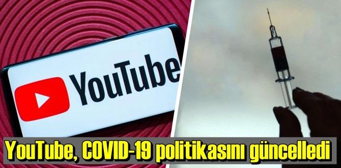 YouTube'dan, COVID-19 Hassasiyeti!