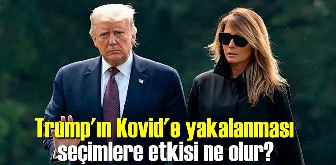 Trump'ın Kovid'e yakalanması seçimlere etkisi nasıl olur?