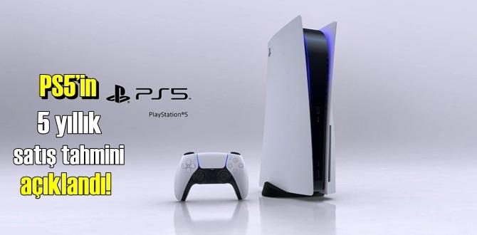 PS5'in 300 Milyon'dan fazla satması bekleniyor