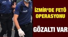İzmir'de yeni bir Fetö operasyonu,eski emniyet müdürü ve amiri yakalandı!