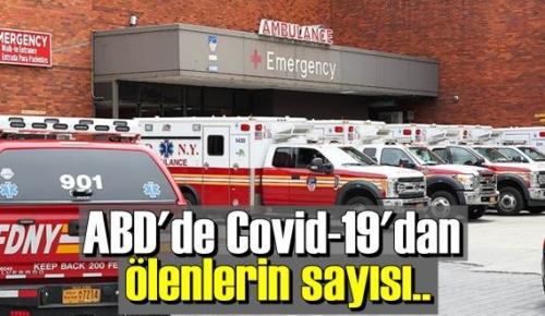 ABD'de Covid-19'dan ölenlerin sayısı tam net bilinmiyor!