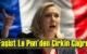 Faşist Le Pen'den Çirkin Çağrı!